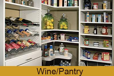 Wine/Pantry